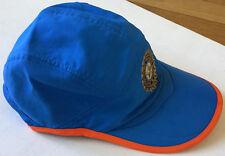 Casquette de cricket bleue et orange marque Nike taille 56 réglable