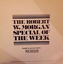 Radio Show: THE ROBERT W. MORGAN SPECIAL OF THE WEEK  GEORGE BENSON