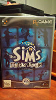 The Sims Makin' Magic Expansion Pack PC GAME - FAST POST *