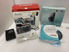 Canon PowerShot ELPH 130 IS / IXUS 140 16.0MP Digital Camera - Gray Open Box