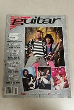 GUITAR FOR THE PRACTICING MUSICIAN NOVEMBER 1988 5TH ANNIVERSARY ISSUE