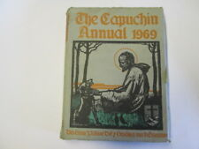 Acceptable - The Capuchin Annual 1969. Thirty-Sixth Year Of Publication. -  1969