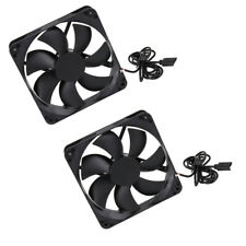 DC 5V USB Connector Cooling Fan Quiet Slient Brushless PC Computer TV Box Cooler