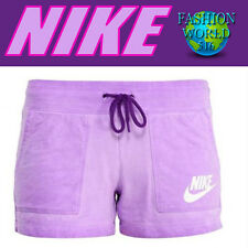 Nike Ombre Solstice Washed Casual Shorts XL Purple Gym Casual Training 802553