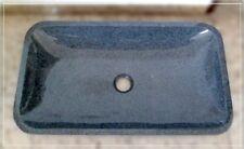 Waschbecken, Granit, Padang Dunkel, 60x35x11cm, poliert, NEU!!