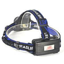 5000 LM Cree XML T6 LED Stirnlampe Scheinwerfer Headlight 18650 Stirnlampen ~~~