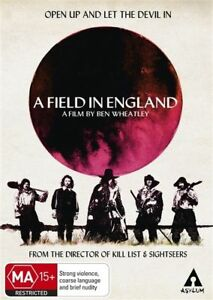 A Field In England DVD NEW AND SEALED REGION 4