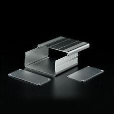 Aluminum Electronic Project PCB Instrument Box Enclosure Case DIY - 100*100*50mm