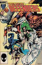 Marvel Comics The Defenders No. 138 of 152, 1984 Very Good