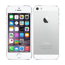 Apple iPhone 5s - 16GB - Silber (Ohne Simlock) Smartphone hanys Top Zustand DE