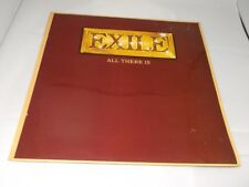 Exile:   All There Is  EX+  A2/B2  1979   LP