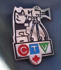 PIN BARCELONA'92 COBI TELEVISION CTV. CANADA IMPECABLE