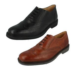 SALE Mens Anatomic Formal Brogues Leather Lace Up Shoes GABRIEL
