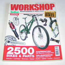 Bike Workshop Mountain and Accessories - 2005