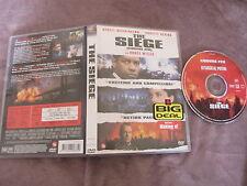 The siege/Couvre feu de Edward Zwick avec Denzel Washington, DVD, Thriller
