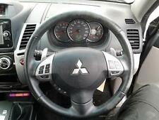 MITSUBISHI CHALLENGER STEERING WHEEL LEATHER, KH/PB-PC, 12/09- 09 10 11 12 13 14