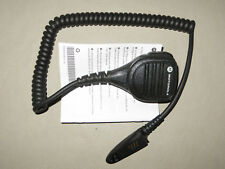 GENUINE MOTOROLA MDPMMN4021A GP340 GP360 GP380 REM SPKR MIC WITH EARPIECE JACK