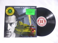 DISPOSABLE HEROES OF HIPHOPRISY ~ HYPOCRISY IS THE GREATEST LUXURY ~ UK VINYL LP