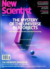 NEW SCIENTIST MAGAZINE 22nd SEPT 2018 SPECIAL OFFER BUY ANY 6 ISSUES FOR £10.00