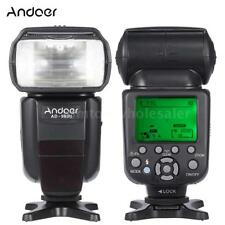 Andoer TTL HSS 1/8000s GN58 Master Flash Speedlite Light for Canon DSLR Camera