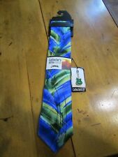 NWT JERRY GARCIA DESERT STORM MENS TIE WITH GREEN COLLECTORS PIN