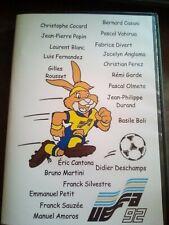 Euro 1992 Coffret DVD France (lire L'annonce) VF