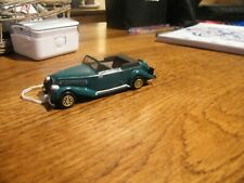 RARE  CREATION RD MARMANDE (FRANCE) 24 SALMSON S4-61 10 cv cabriolet 1938 vert