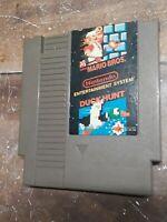 NES Nintendo Game Cartridge: Super Mario Bros. / Duck Hunt