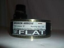 BROKEN ARROW (1996) 35mm Movie Trailer Film John Travolta Christian Slater 1:50