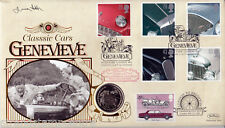 """1996 Cars - Benham """"B&W Genevieve"""" Official - Signed by LARRY ADLER"""