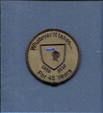 HMM-165 WHITE KNIGHTS 45th ANNIVERSA USMC MARINE CORPS Helicopter Squadron Patch