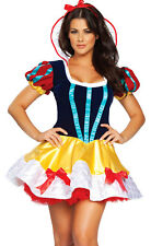 Fantasy Snow White Costume - One Size (AU 8-12)