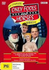 Only Fools And Horses : Series 6 (DVD, 2005)  New, ExRetail Stock, Genuine D73