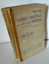 Soave,CHIMICA VEGETALE E AGRARIA,UTET 1919[agricoltura,terreno,piante,concimi