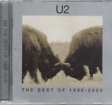 CD=U 2 - The Best of 1990-2000