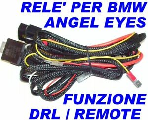 Relay For Angel Eyes LED SMD BMW E36 E38 E39 E46 No CCFL