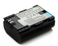 7.2v 2200mAh Battery for LP-E6 LC-E6 LC-E6E CBC-E6 Canon EOS 5D Mark II Mark III