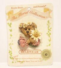 Boyds Bears BearWear Daisy.In Full Bloom Pin #26130