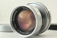 [MINT] Leica Ernst Leitz GmbH Wetzlar Summicron 5cm 50mm F/2 L39 LTM From JAPAN