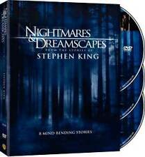 NIGHTMARES & DREAMSCAPES STEPHEN KING COMPLETE MINI SERIES 3 DISC BOX SET R4 NEW