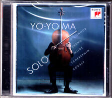 Yo Yo MA SOLO Mark O'Connor Bright Sheng David Wilde Tcherepnin Kodaly Sonata CD
