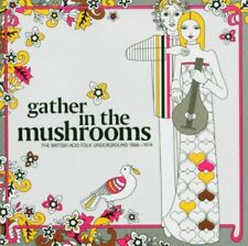 Gather In The Mushrooms [British Acid Folk Underground 1968-74 CD 2004] Rare/OOP