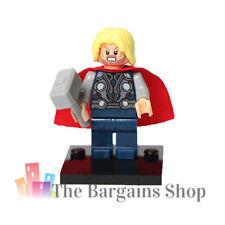 Marvel DC Superhero Mini Action Figures Building Blocks Toys Party Bag Fillers