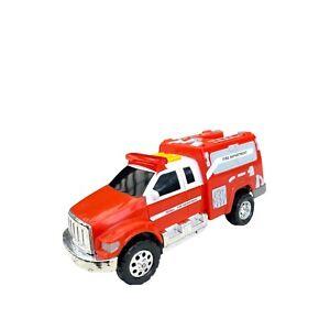 Hasbro Tonka Fire Engine Truck Lights Sounds Rescue Vehicle Emergency Service