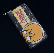 Adventure Time JAKE & Finn Ladies Purse Wallet Anime Cartoon Manga
