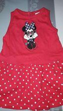 robe Minnie Disney fille taille 3mois.
