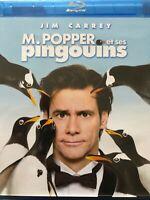 BLU-RAY - M.POPPER ET SES PINGOUINS