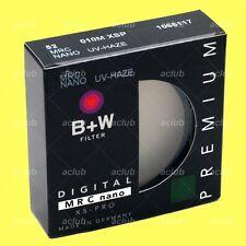 Genuine B+W 52mm XS-PRO Digital MRC nano 010M XSP UV-Haze Filter 1066117