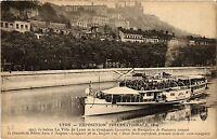 CPA Lyon - Exposition Internationale 1914 - La Ville de Lyon (470487)