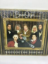 BRAND NEW The Brian Setzer Orchestra Wolfgang's Big Night Out CD FREE SHIP!